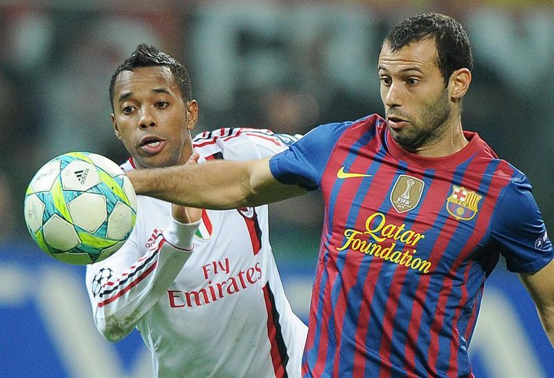 El Barcelona no pudo doblegar a un Milan rocoso y arrancó un empate a cero  tras un partido muy exigente para los dos equipos 789ec0bec40